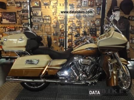 2011 Harley Davidson  FLTRUSE Road Glide Ultra Motorcycle Chopper/Cruiser photo