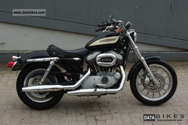 2004 Harley Davidson  1200 Black like new 2004-spec Motorcycle Chopper/Cruiser photo