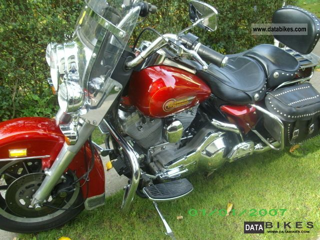 1992 Harley Davidson  Electra Glide Sport Motorcycle Chopper/Cruiser photo