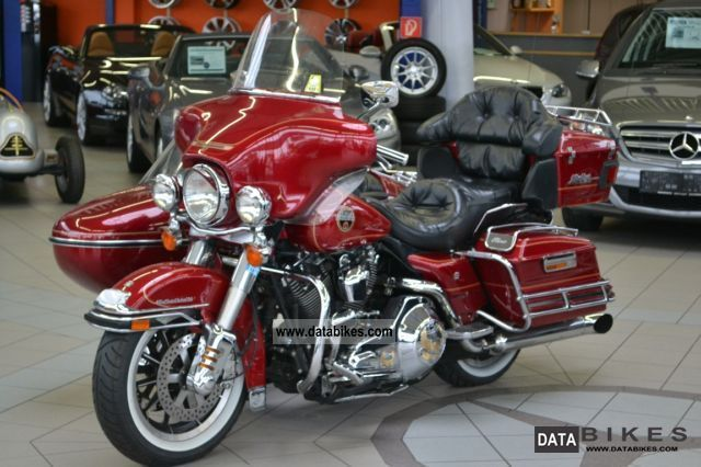 1994 Harley Davidson  E - Glide Ultra Classic Motorcycle Combination/Sidecar photo