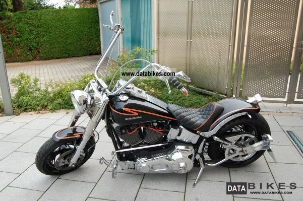 2004 Harley Davidson  FS 2 Motorcycle Chopper/Cruiser photo