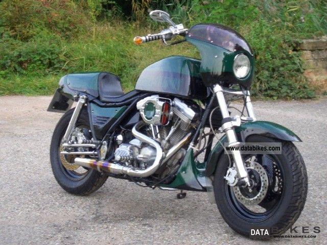 1993 Harley Davidson FXR on