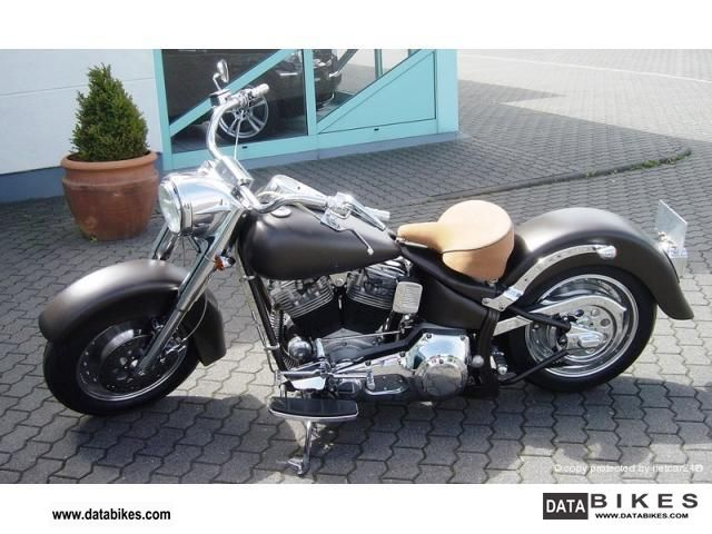 1999 Harley Davidson  Topumbau of HOT Motorcycle Chopper/Cruiser photo