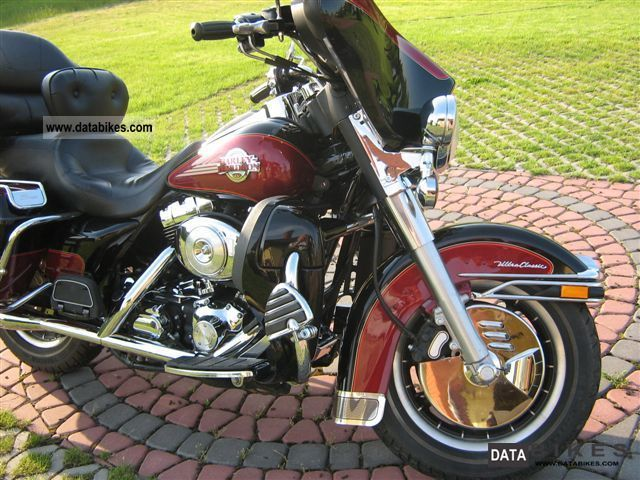 2005 Harley Davidson  Electra Classic Motorcycle Chopper/Cruiser photo