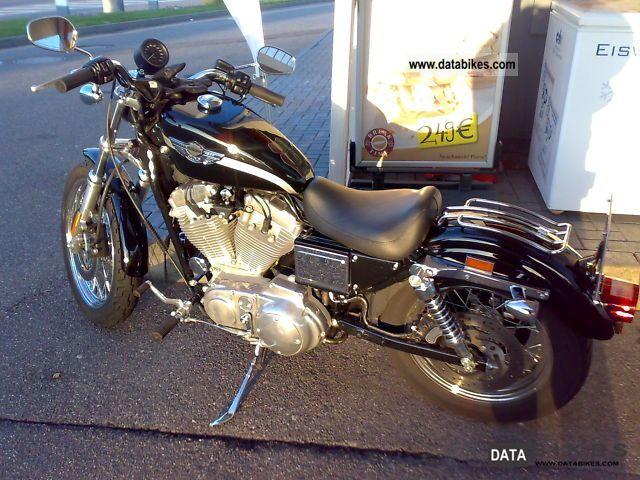 2003 Harley Davidson  Sportster XL1 Motorcycle Chopper/Cruiser photo