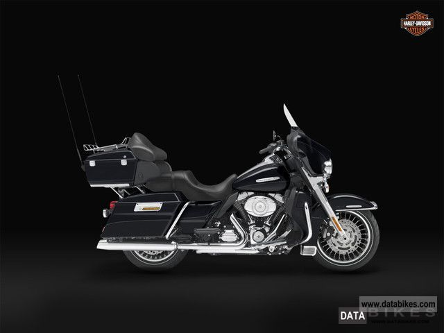 2011 Harley Davidson  FLHTK103 Electra Glide Ultra Limited Ricks Motorcycle Chopper/Cruiser photo