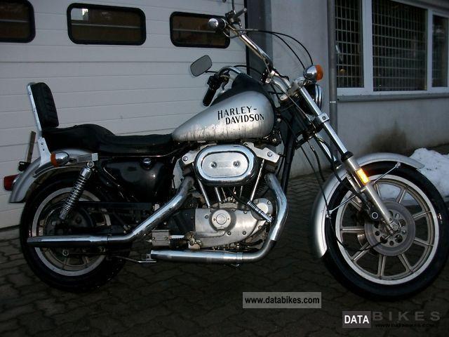 1983 Harley Davidson  1000 XLS Ironhead SR 19 000 1983 Mls Motorcycle Chopper/Cruiser photo