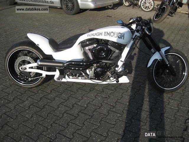 2011 Harley Davidson  Dragster CRC Motorcycle Chopper/Cruiser photo