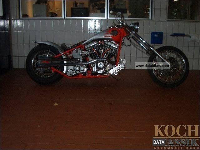 1954 Harley Davidson  Starr Softail frames 1954 Motorcycle Motorcycle photo