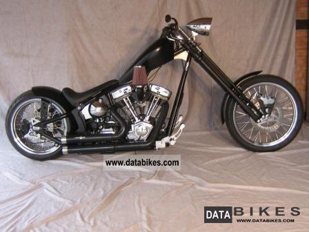 Harley Davidson  MTL chopper 2010 Chopper/Cruiser photo