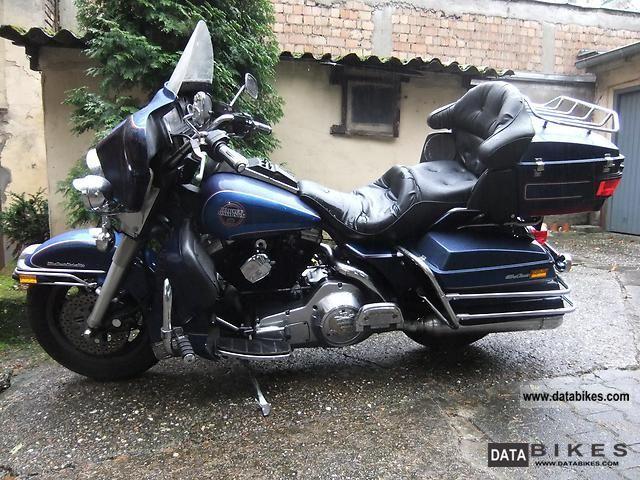 1992 Harley Davidson  Electra Glide Ultra Classic, engine overhauled Motorcycle Motorcycle photo