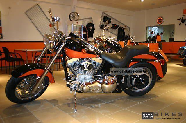 Harley Davidson  Cruiser in the Fat Boy Style 2011 Chopper/Cruiser photo