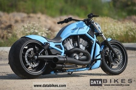 2011 Harley Davidson  V Rod / Night Rod Ricks remodeling 280 Motorcycle Chopper/Cruiser photo