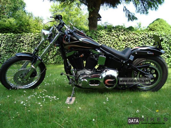 2009 Harley Davidson  RT Softail Motorcycle Chopper/Cruiser photo