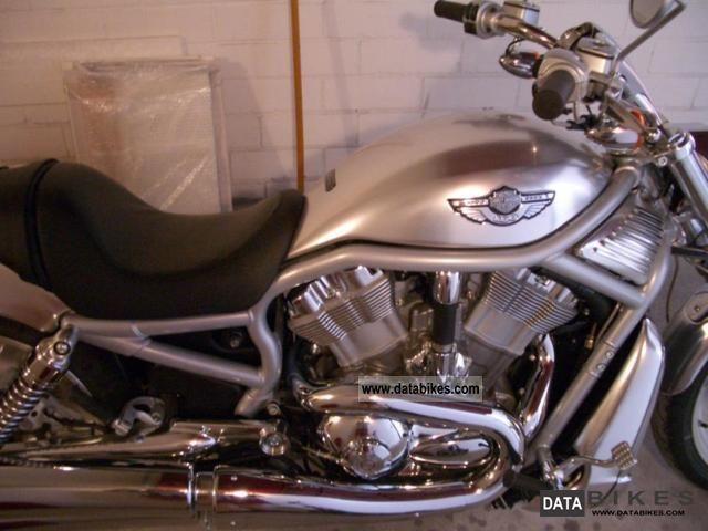 2011 Harley Davidson  VRSCA V-Rod 100th Anniversary in 2003 Motorcycle Chopper/Cruiser photo