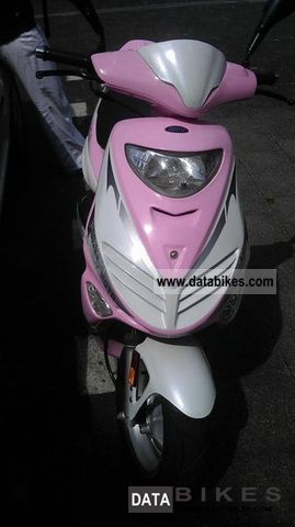 2007 Hercules  Adly Motorcycle Scooter photo