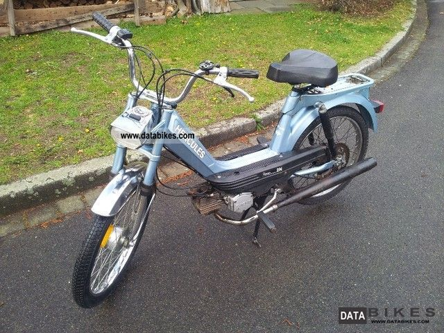 1982 Hercules  Prima 2n Motorcycle Motor-assisted Bicycle/Small Moped photo