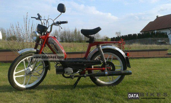 1978 Hercules  M5 Motorcycle Motor-assisted Bicycle/Small Moped photo
