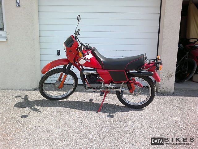 1986 Hercules  XE 5 Motorcycle Motor-assisted Bicycle/Small Moped photo