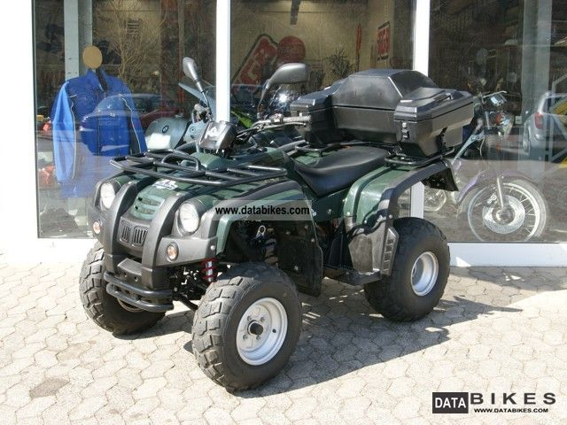 2006 Hercules  ATV150 with warranty, financing, no down payment Motorcycle Quad photo