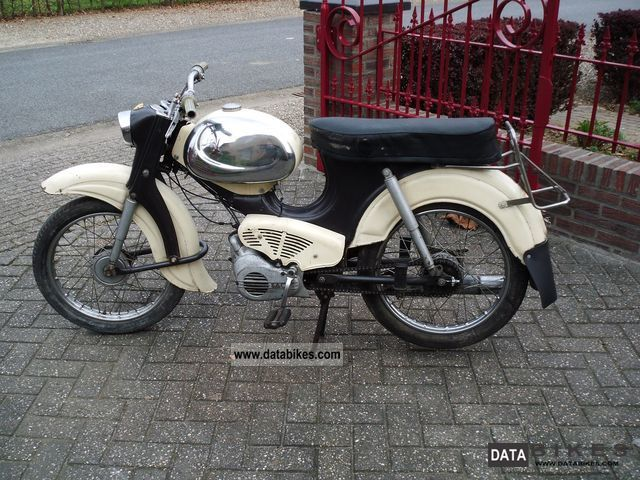 Hercules  Type PL220 1965 Vintage, Classic and Old Bikes photo
