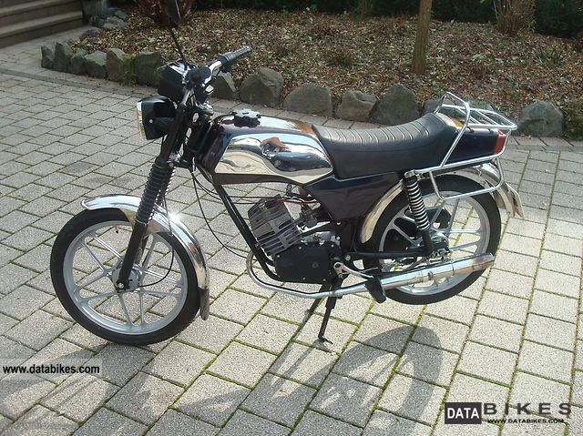 1982 Hercules  GX / GT Motorcycle Motor-assisted Bicycle/Small Moped photo
