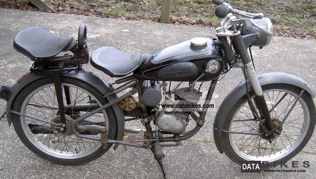 Hercules  316 1955 Vintage, Classic and Old Bikes photo