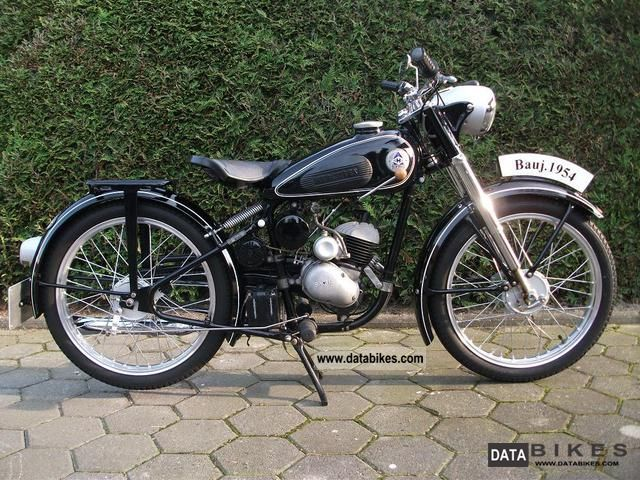 Hercules  316 1954 Vintage, Classic and Old Bikes photo