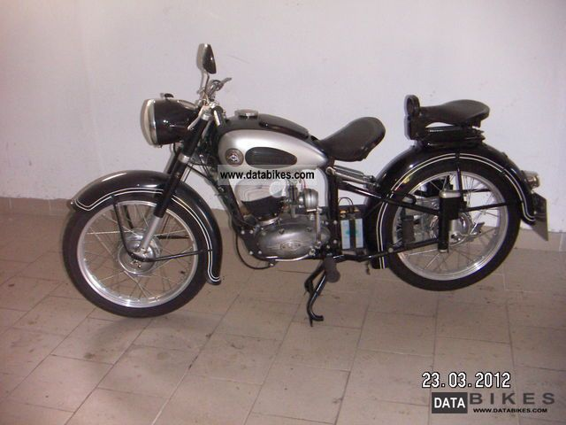 Hercules  Model 1953 1953 Vintage, Classic and Old Bikes photo