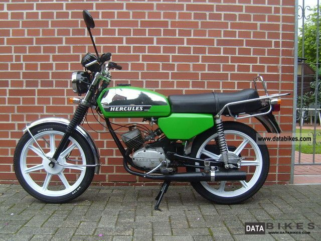 Hercules  MK 2 1977 Vintage, Classic and Old Bikes photo
