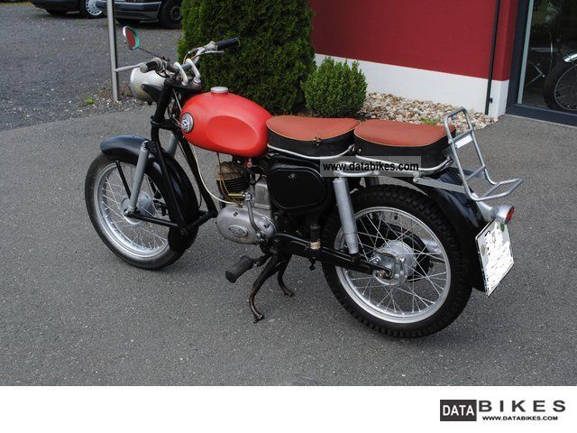 Hercules  K100 Vintage Year 1958 1958 Vintage, Classic and Old Bikes photo