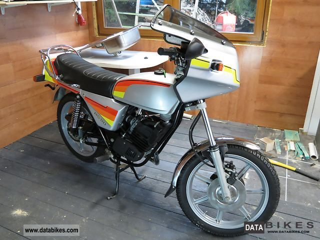 1982 Hercules  Rixe RS 80, no Hercules Motorcycle Lightweight Motorcycle/Motorbike photo