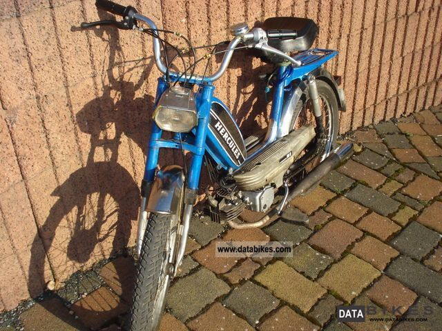 Hercules  m5 1977 Vintage, Classic and Old Bikes photo