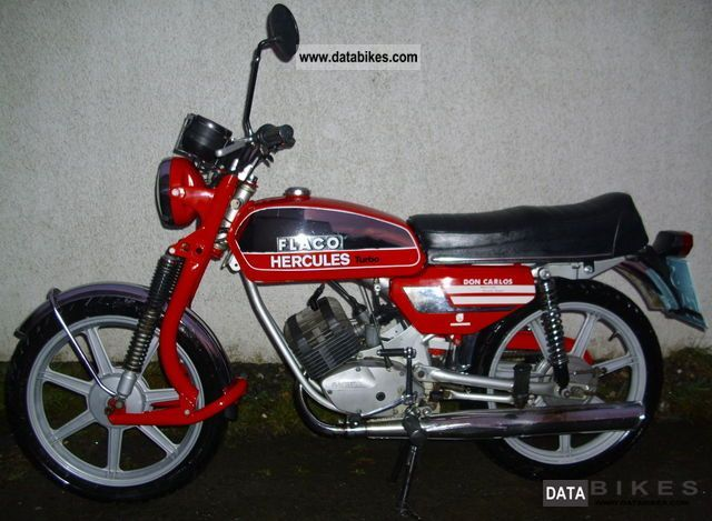 Hercules  K 50 Directive 1 Hand with fresh and TÜV 1979 Vintage, Classic and Old Bikes photo