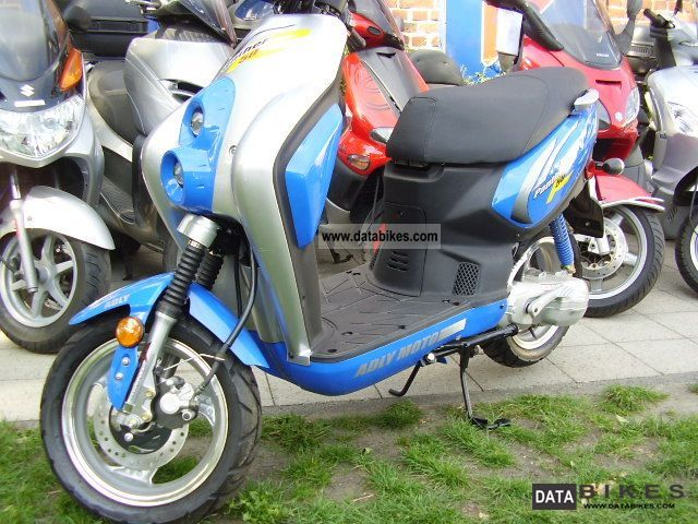2011 Hercules  PANTHER 50 NEUFAHRZE 2006 Motorcycle Motorcycle photo