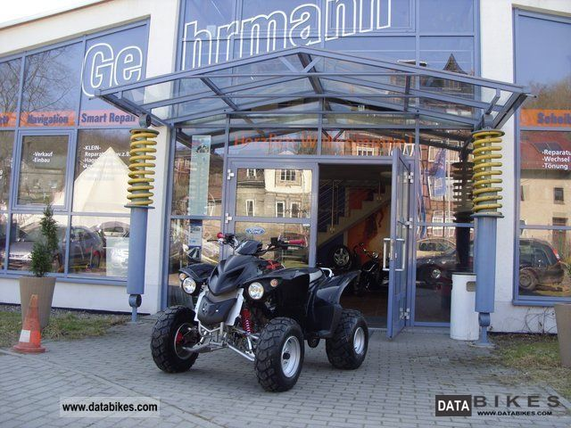 2007 Hercules  Sport Quad 220 with road registration Motorcycle Quad photo