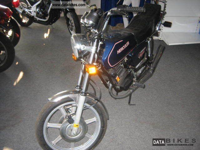 1982 Hercules  Ultra 80 chopper Motorcycle Lightweight Motorcycle/Motorbike photo