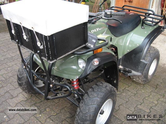 2005 Herkules  ATV-150U Motorcycle Quad photo