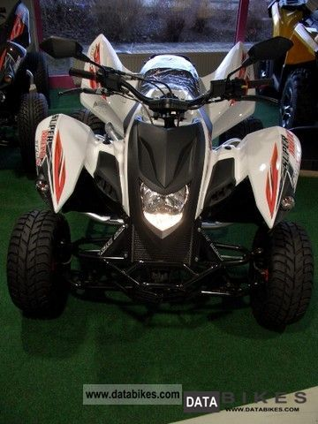 2011 Herkules  Hurricane 320 Supermoto Motorcycle Quad photo