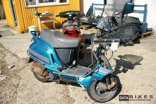 Herkules  SR 125 1994 Scooter photo