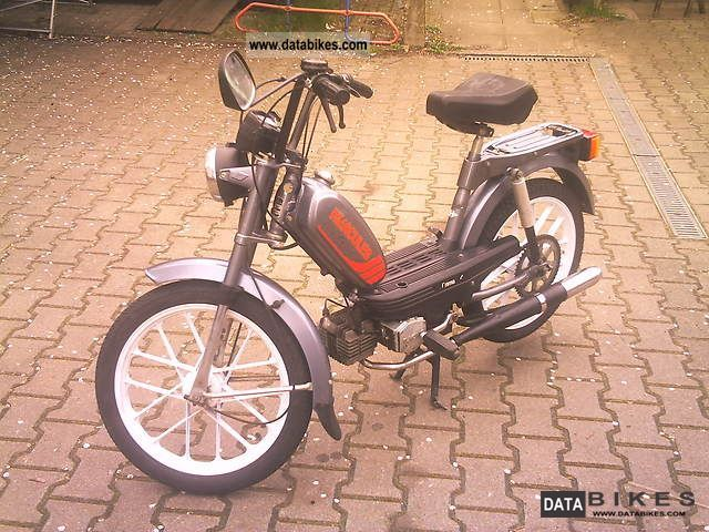 1986 Herkules  Prima 4 Motorcycle Motor-assisted Bicycle/Small Moped photo