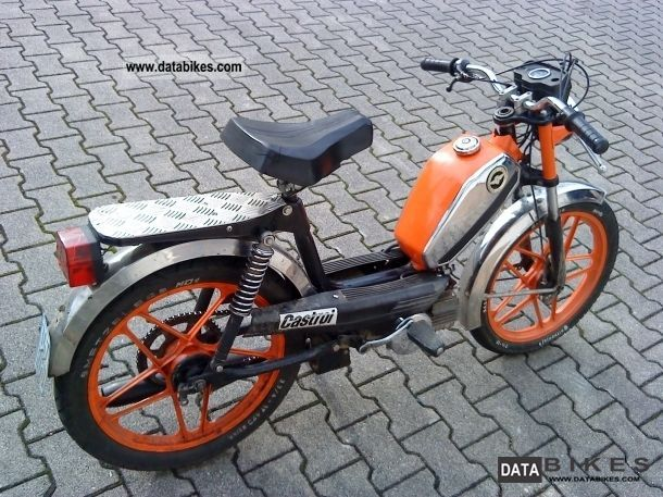 1989 Herkules  prima 5s Motorcycle Motor-assisted Bicycle/Small Moped photo