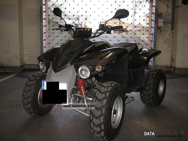 2009 Herkules  Adly 220 Crossroad Sentinel Motorcycle Quad photo