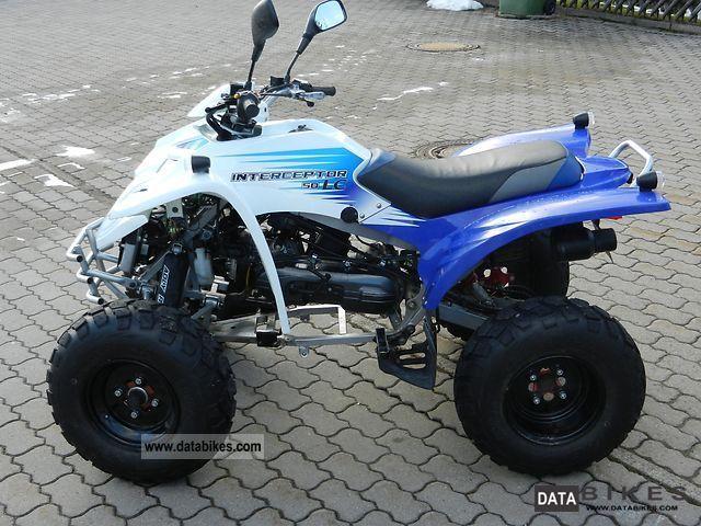 2010 Herkules  XXL Interceptor LC Motorcycle Quad photo
