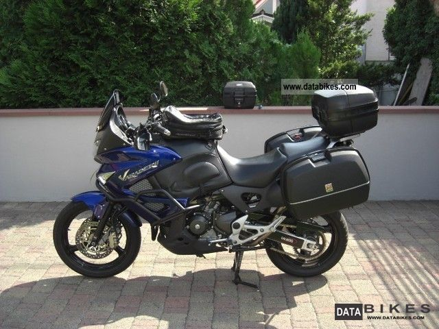2003 honda xl 1000 varadero sd02 including accessories for. Black Bedroom Furniture Sets. Home Design Ideas
