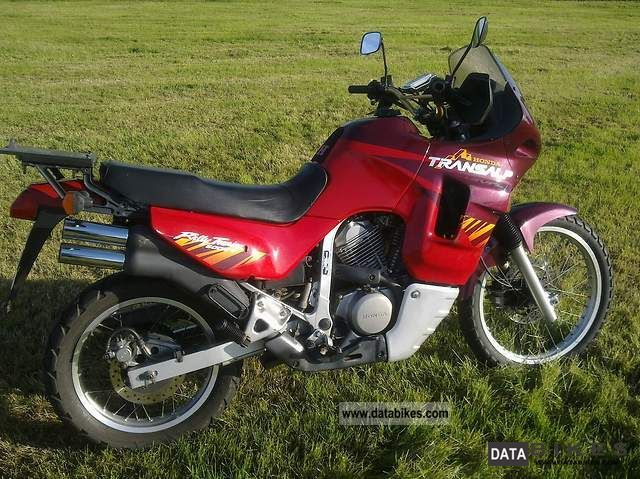 1996 Honda  Transalp 600 PD06 - last year from Japan Motorcycle Enduro/Touring Enduro photo