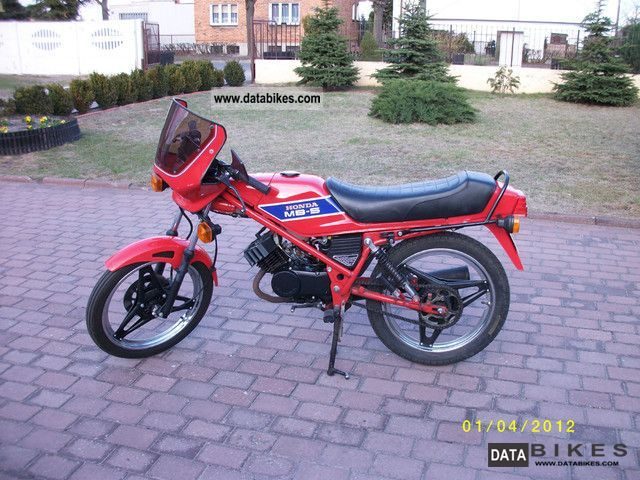 Honda  MB50 1979 1979 Vintage, Classic and Old Bikes photo