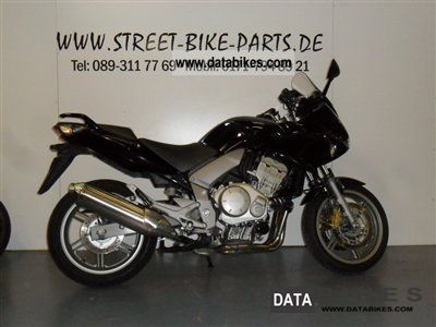 2009 Honda  CBF 1000, with ABS and warranty Motorcycle Naked Bike photo