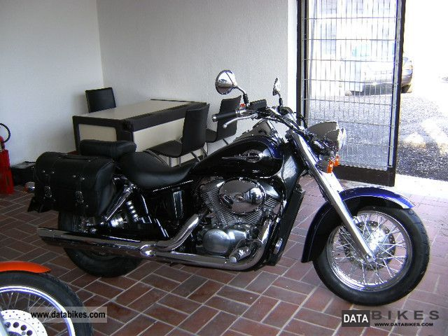 1997 Honda  Shadow VT 750 C2 * dream state, * new tires + Tüv Motorcycle Motorcycle photo
