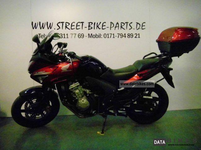 Honda  CBF 600 S ABS with PC43 and warranty 2011 Naked Bike photo
